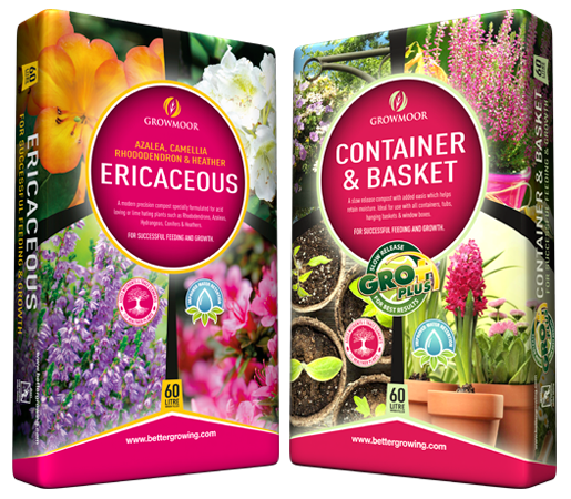 Ericaceous Compost - Container & Basket Compost